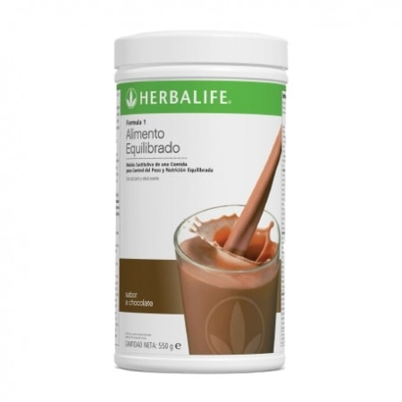 Batido de Chocolate Herbalife