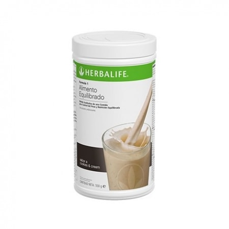 Batido de Coockies & Cream Herbalife