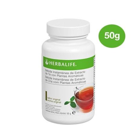 Té Herbalife: Bebida Instantánea de Hierbas de 50g