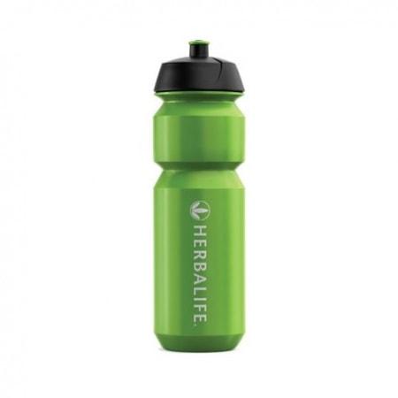Botella Deportiva Verde Herbalife