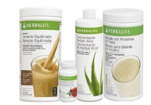 pack desayuno personalizable herbalife