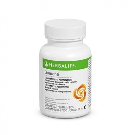 Tabletas de Guaraná Herbalife