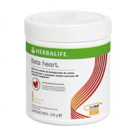 productos Herbalife para perder peso Beta Heart