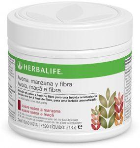 novedad herbalife avena-manzana-fibra-herbalife
