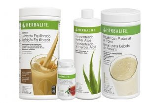desayuno personalizable Herbalife