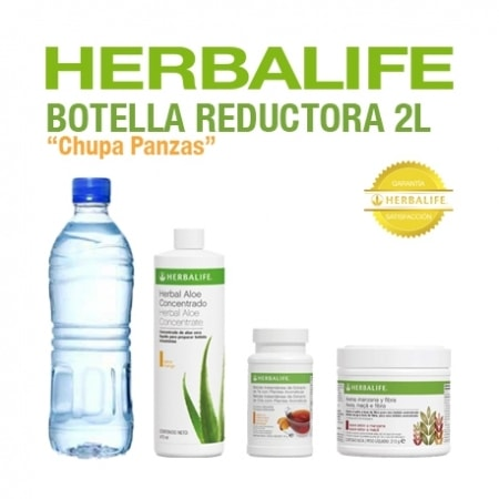 Botella Reductora Herbalife