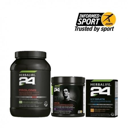 pack herbalife h24 hidratación