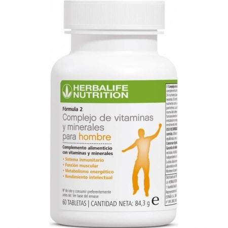 Complejo de Vitaminas para hombre