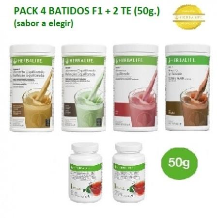 Super Pack Batidos y Bebidas Herbalife