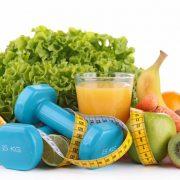 alimentación fitness