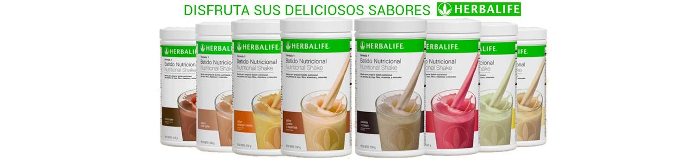 productos Herbalife para bajar de peso ENFORMAHERBAL
