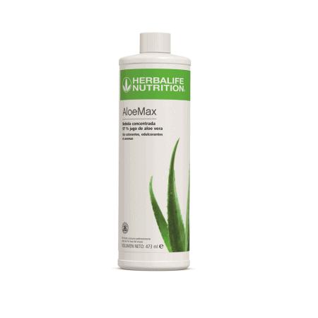 producto Herbalife para bajar de peso aloe max herbalife