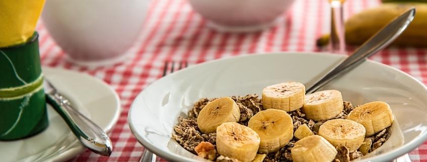 Desayunar antes de hacer ejercicio