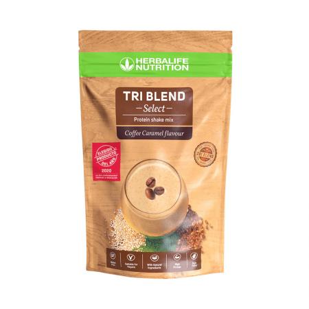 tri blend select proteínas herbalife