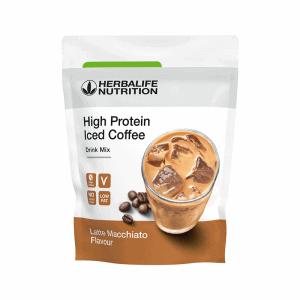 productos Herbalife para bajar de peso Hight Protein Iced Cofeelatte