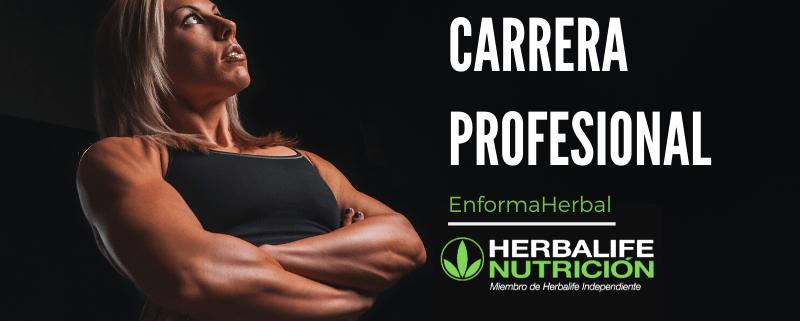 carrera profesional herbalife