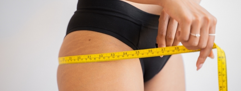 control de peso después de vacaciones