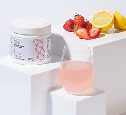 collagen skin boster herbalife en enformaherbal.com
