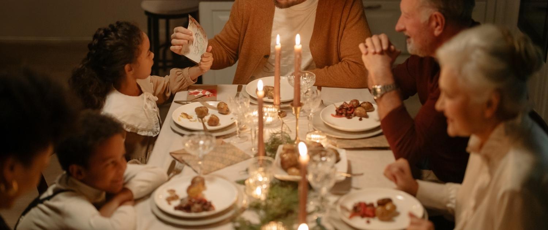Cuidado con los excesos de cara a las Navidades
